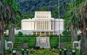Hawaii Laie temple