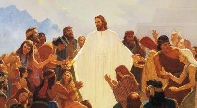 moroni-10 Jesus visit the nephits